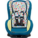 image of Obaby Group 0/1 Combination Car Seat Disney Monsters Inc.