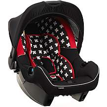 image of Obaby Group 0+ Car Seat Crossfire