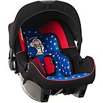 image of Obaby Group 0+ Car Seat Disney Buzz Lightyear