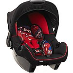 image of Obaby Group 0+ Car Seat Disney Cars