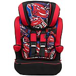 image of Obaby Group 1/2/3 Highback Booster Seat Disney Cars