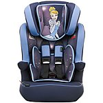 image of Obaby Group 1/2/3 Highback Booster Seat Disney Cinderella