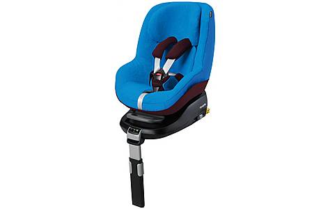 image of Maxi-Cosi Pearl Child Car Seat Summer Cover - Blue