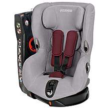 image of Maxi-Cosi Axiss Child Car Seat Summer Cover - Grey