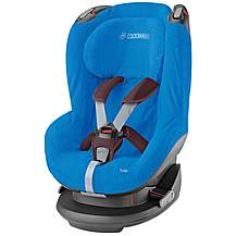 image of Maxi-Cosi Tobi Child Car Seat Summer Cover - Blue