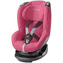 image of Maxi-Cosi Tobi Child Car Seat Summer Cover - Pink