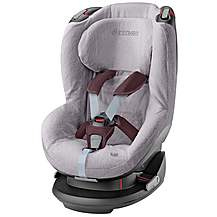 image of Maxi-Cosi Tobi Child Car Seat Summer Cover - Grey