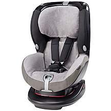 image of Maxi-Cosi Rubi Child Car Seat Summer Cover - Grey