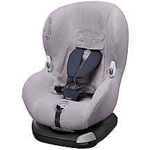 image of Maxi-Cosi Priori XP Child Car Seat Summer Cover - Grey