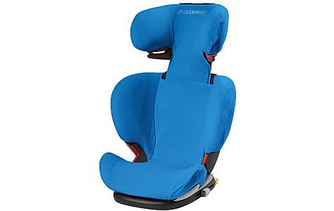 image of Maxi-Cosi RodiFix Booster Seat Summer Cover - Blue
