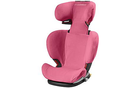image of Maxi-Cosi RodiFix Booster Seat Summer Cover - Pink