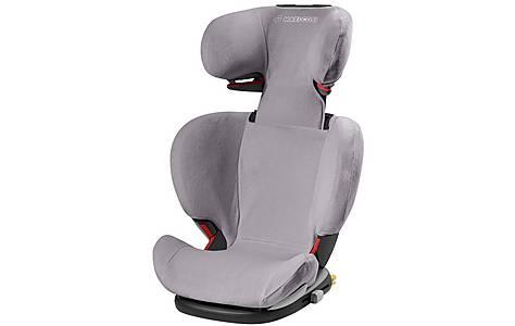 image of Maxi-Cosi RodiFix Booster Seat Summer Cover - Grey