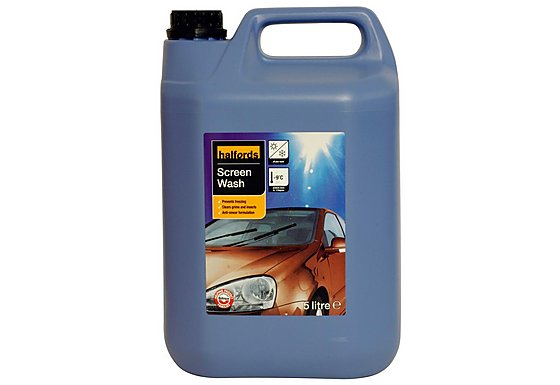 Halfords Screenwash 5L