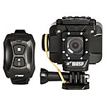 image of Waspcam Wifi Action Camera With Wrist Remote
