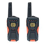 image of Cobra Am1035 Flt 12km Floating, Waterproof Two-way Pmr Two Pack