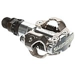 image of Shimano SPD Pedals M520 MTB Pedals - Silver
