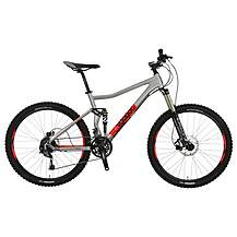 image of VooDoo Canzo Full Suspension Mountain Bike