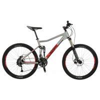 "VooDoo Canzo Full Suspension Mountain Bike - 18"""