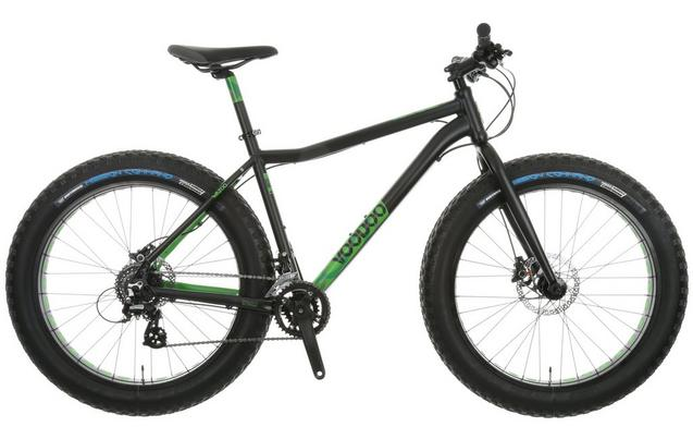 Wazoo Fat Bike 2016
