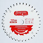 image of Lumberjack Ppsb16548 Tct 165mm Industrial Pro Circular Saw Blade 48t