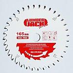 image of Lumberjack Ppsb16560 Tct 165mm Industrial Pro Circular Saw Blade 60t