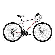 image of Barracuda Hydrus Mens Hybrid Road Bike Disc Brakes