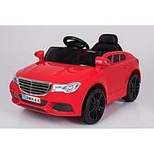 image of Mercedes Cla Style 12v Electric Ride On Car Red