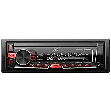 image of JVC KD-X320BT Car Stereo with Bluetooth