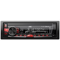 JVC KD-X320BT Car Stereo with Bluetooth