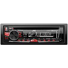 image of JVC KD-R861BT Car Stereo with Bluetooth