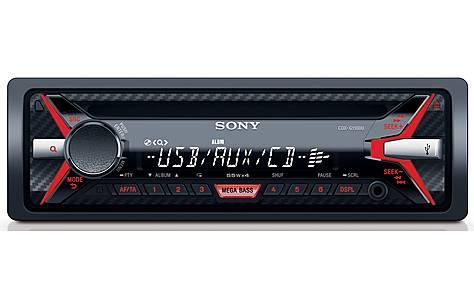 image of Sony CDX-G1100U Car Stereo