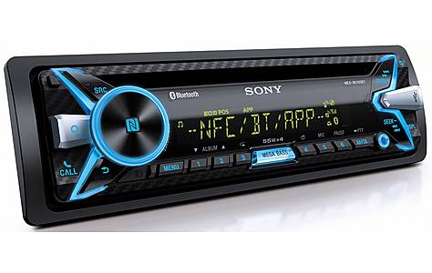 sony mex n5100bt car stereo with bl. Black Bedroom Furniture Sets. Home Design Ideas