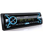 image of Sony MEX-N5100BT Car Stereo with Bluetooth