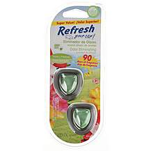 image of Refresh 2 Pack Spring Fresh Air Vent Clip