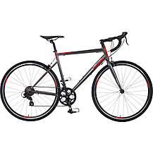 image of Dawes Giro Red 700c 53cm Alloy Frame Unisex Road Bike