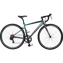 image of Dawes Giro Blue 700c 43cm Alloy Frame Ladies Road Bike