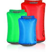 image of Lifeventure Ultralight Dry Bag Multipack (5l, 10l, 25l)