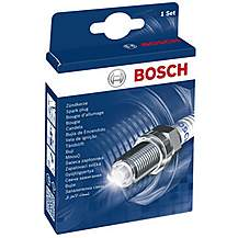 image of Bosch +31 Super Plus Spark Plug x4