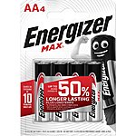 image of Energizer Ultra Plus AA 4 pack