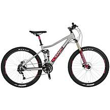 image of VooDoo Maji Womens Full Suspension Mountain Bike