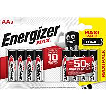 image of Energizer Ultra Plus AA Batteries 8 Pack