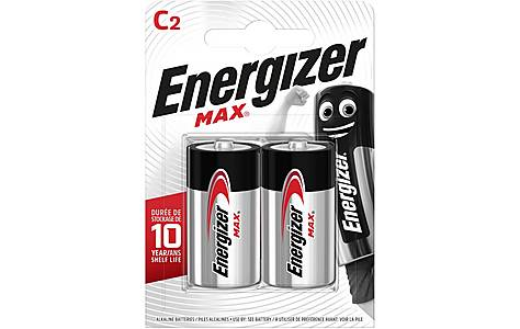image of Energizer Ultra Plus C Batteries 2 Pack