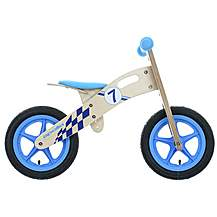 image of Apollo Wooden Balance Bike - 7
