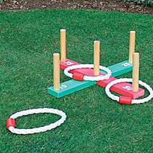 image of Garden Quoits Game