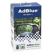 image of AdBlue Starter Kit - 4 Litres