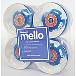 image of Mello LED 59mm Wheel Set - Blueberry