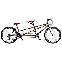 "image of Viking Pennine Trail Tandem Bike - 19""/17"""