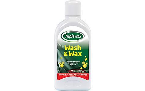 image of CarPlan Triplewax Car Shampoo 1 Litre