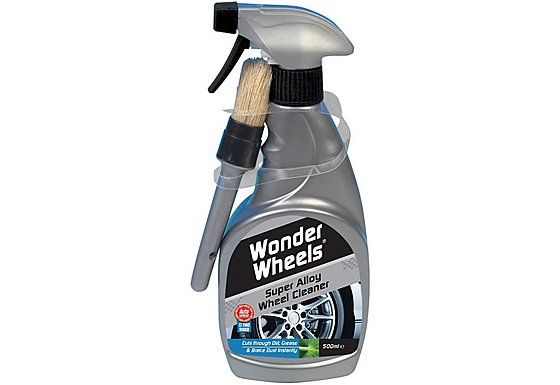 Wonder Wheels Super Alloy Wheel Cleaner 500ml