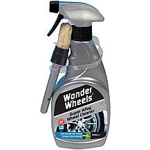image of Wonder Wheels Super Alloy Wheel Cleaner 500ml